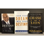 DESTINY SET - T.D. JAKES AND MARK BATTERSON