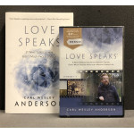 LOVE SPEAKS SET - CARL WESLEY ANDERSON