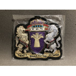 TBN EMBROIDERED CREST PATCH (LARGE)