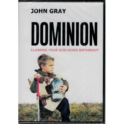 DOMINION - JOHN GRAY