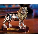 SILVER LION OF JUDAH