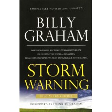 STORM WARNING (COMPLETELY REVISED AND UPDATED) – BILLY GRAHAM