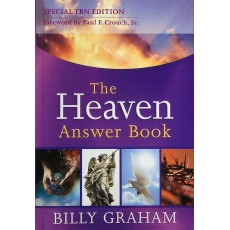 THE HEAVEN ANSWER BOOK – BILLY GRAHAM
