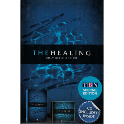 THE HEALING BIBLE - HOLY BIBLE AND CD (ERV)