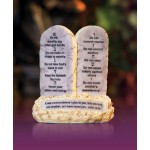 TEN COMMANDMENTS MINIATURE