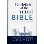 BATTLEFIELD OF THE MIND BIBLE (AMPLIFIED VERSION)