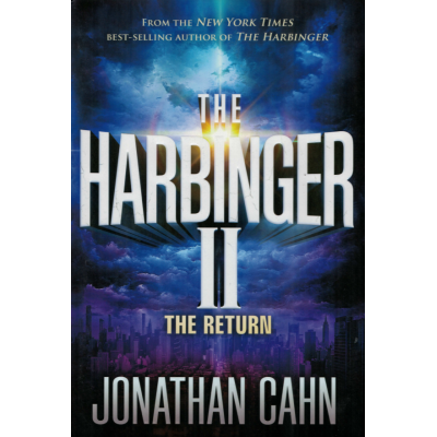 THE HARBINGER II: THE RETURN - JONATHAN CAHN