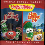HOLIDAY DOUBLE FEATURE - VEGGIETALES
